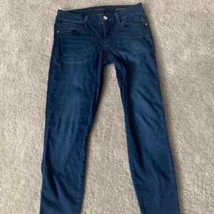 Guess Tailored Power Skinny Denim Jeans 26